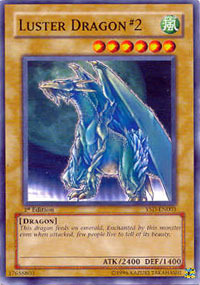 Luster Dragon #2 - YSD-EN003 - Common - Unlimited Edition