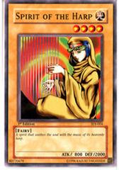 Spirit of the Harp - SDJ-004 - Common - Unlimited Edition