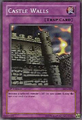 Castle Walls - SDP-043 - Common - Unlimited Edition
