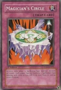 Magicians Circle - SDSC-EN035 - Common - Unlimited Edition