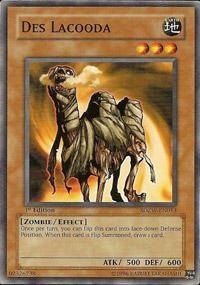 Des Lacooda - SDZW-EN013 - Common - Unlimited Edition
