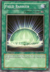Field Barrier - SDZW-EN028 - Common - Unlimited Edition