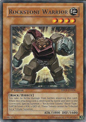 Rockstone Warrior - DP09-EN006 - Rare - Unlimited Edition