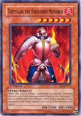 Thestalos the Firestorm Monarch - SD3-EN011 - Common - Unlimited Edition