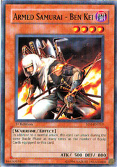 Armed Samurai - Ben Kei - SD5-EN017 - Common - Unlimited Edition on Channel Fireball