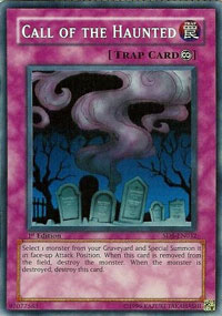 Call Of The Haunted SD6 - SD6-EN032 - Common - Unlimited Edition