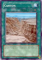 Canyon - SD7-EN016 - Common - Unlimited Edition on Channel Fireball