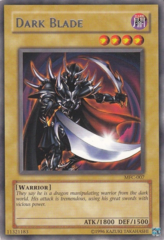 Dark Blade - MFC-007 - Rare - Unlimited Edition