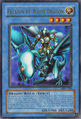 Paladin of White Dragon - MFC-026 - Ultra Rare - Unlimited Edition
