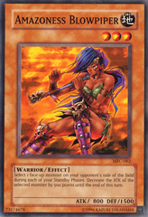 Amazoness Blowpiper - MFC-062 - Common - Unlimited Edition