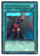 The Forceful Sentry - SRL-EN045 - Ultra Rare - Unlimited Edition