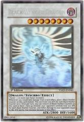Black-Winged Dragon - Ghost Rare - TSHD-EN040 - Ghost Rare - Unlimited Edition on Channel Fireball