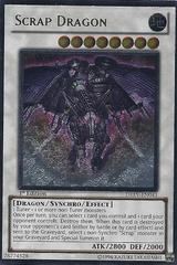Scrap Dragon - DREV-EN043 - Ultimate Rare - Unlimited Edition