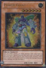 Power Giant - STBL-EN007 - Ultimate Rare - Unlimited Edition