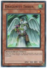 Dragunity Tribus - HA03-EN033 - Super Rare - Unlimited Edition on Channel Fireball