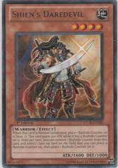 Shien's Daredevil - STOR-EN082 - Rare - Unlimited Edition