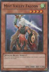 Mist Valley Falcon - SDDL-EN012 - Common - Unlimited Edition