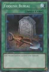 Foolish Burial - SDDL-EN029 - Common - Unlimited Edition on Channel Fireball