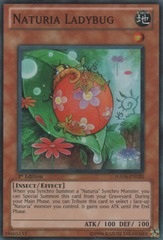 Naturia Ladybug - HA04-EN020 - Super Rare - Unlimited Edition