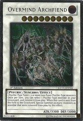Overmind Archfiend - EXVC-EN044 - Ultimate Rare - Unlimited Edition