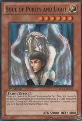 Soul of Purity and Light - SDLS-EN016 - Common - Unlimited Edition