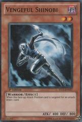 Vengeful Shinobi - YS11-EN017 - Common - Unlimited Edition