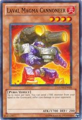 Laval Magma Cannoneer - GENF-EN026 - Common - Unlimited Edition