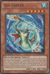 Sea Lancer - GENF-EN081 - Rare - Unlimited Edition