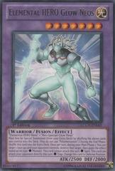 Elemental HERO Glow Neos - LCGX-EN061 - Rare - 1st Edition