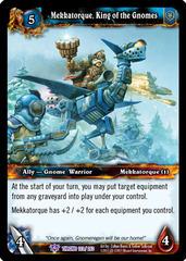 Mekkatorque, King of the Gnomes