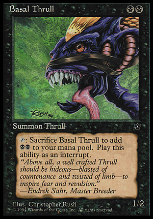 Basal Thrull (Christopher Rush)
