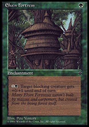 Elven Fortress (Pete Venters)