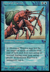 Homarid Warrior (Gelon) on Channel Fireball