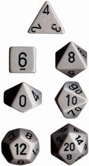 Dk. Grey/Black Opaque d4 - PQ0410