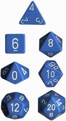 Lt. Blue/White Opaque Tens 10 - PQ1116