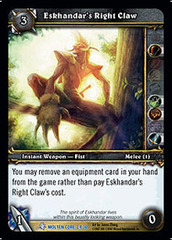 Eskhandar's Right Claw