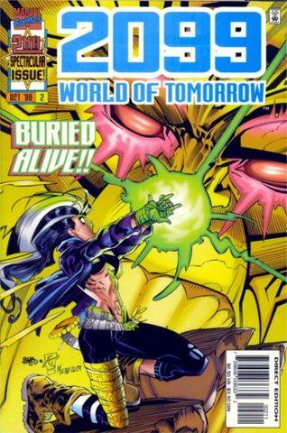 2099 World Of Tomorrow 2 Homecoming