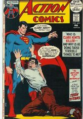 Action Comics 409 Who Is Clark Kents Killer And Why Is He Doing Those Terrible Things To Me?