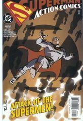 Action Comics 802 The Harvest Part 1