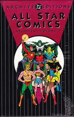 All Star Comics Archives 2