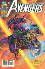 The Avengers Vol. 2 3 In Love & War