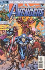 The Avengers Vol. 2 11 Shadow Victory!
