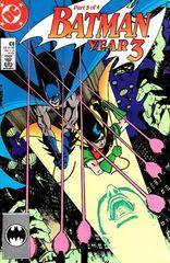 Batman 438 Batman Year 3 Chapter Three: Turnabout