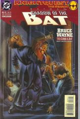 Batman: Shadow Of The Bat 23 Knightquest: The Search   Bruce Wayne Part 3: Curse Of The Bat
