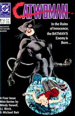 Catwoman Vol. 1 #1 Metamorphosis