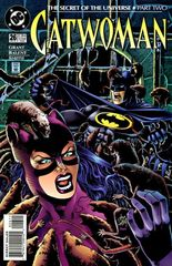 Catwoman Vol. 2 26 The Secret Of The Universe Part 2: Rats