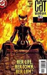Catwoman Vol. 3 33 Cat Wo Mon