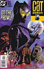 Catwoman Vol. 3 41 Of Cats And Dogs Part 1