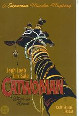 Catwoman: When In Rome 5 Chapter Five: Friday
