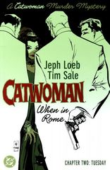 Catwoman: When In Rome 2 Chapter Two: Tuesday